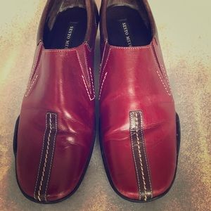 Sesto Meucci Slip on Leather Shoes